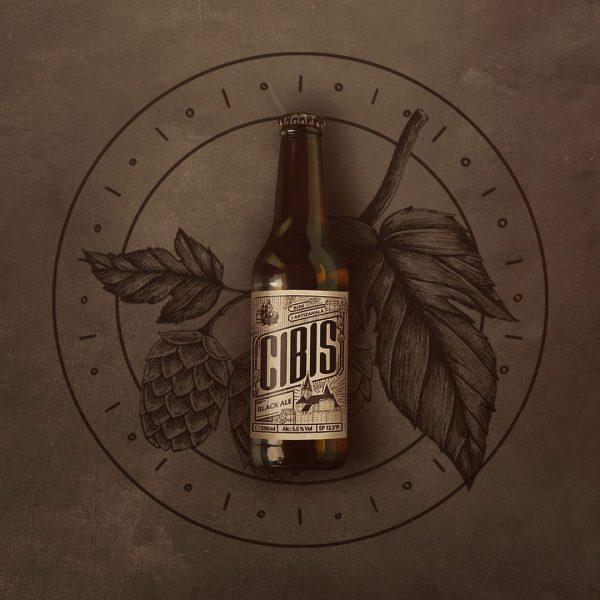 bere black ale